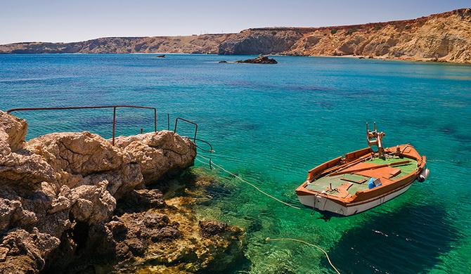 острів Карпатос, Греція
