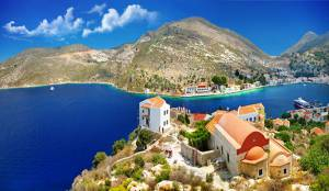 5 островів поряд з Родосом: куди відправитися по морю