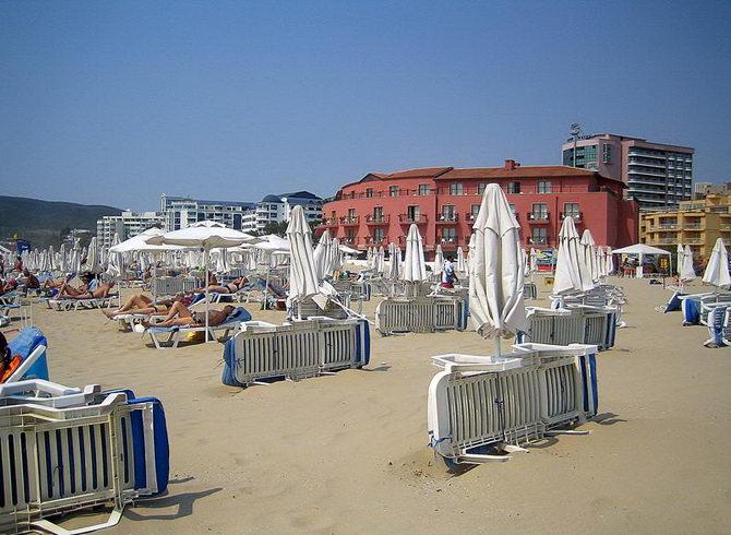 Пляж Сонячного берега
