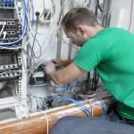 Обслуживание систем связи