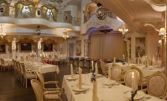 ресторан для свадьбы в Киеве