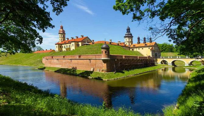 туры из Киева в Белоруссию