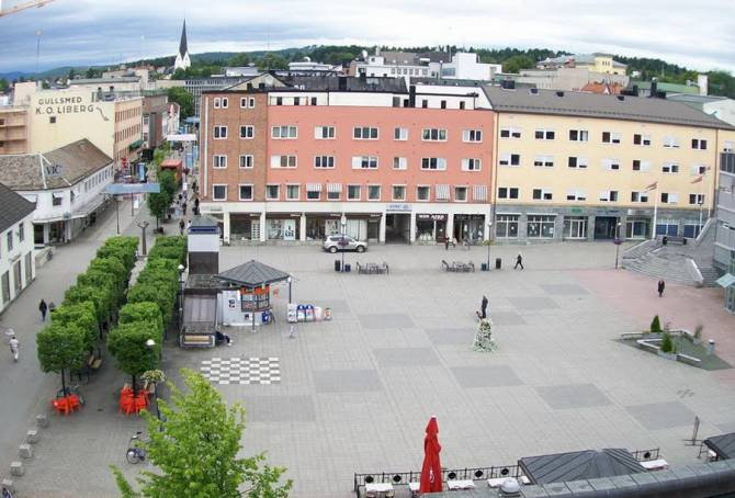 Хамар, Норвегия