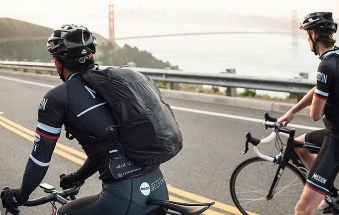 рюкзак для велосипедів