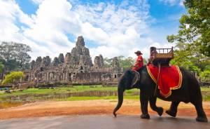 Камбоджа вводить трирічні візи для туристів