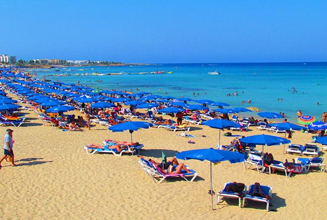 міський пляж Протараса