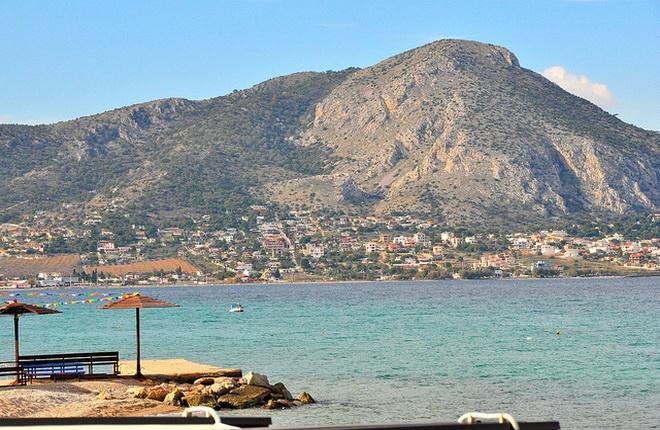пляжі Саламіна