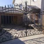 Ворота ковані в Києві