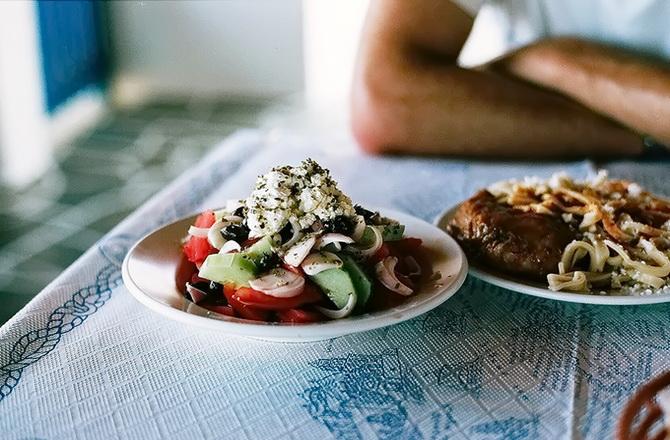 грецькі блюда