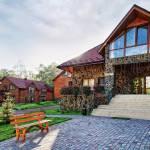 Мінеральні курорти Трускавця. Оздоровчий комплекс «Вернигора»