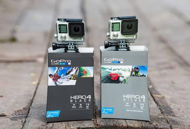 екшн-камери GoPro HERO4