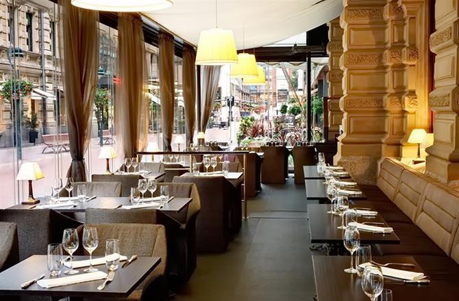 ресторан Хельсінкі