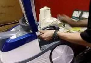 ремонт пылесоса Zelmer