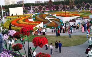 Самые красивые сады и парки мира