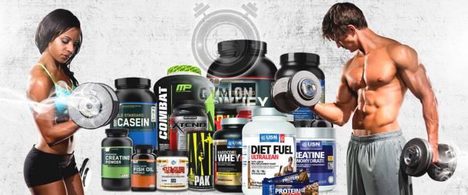 Спортивне харчування для росту м'язів