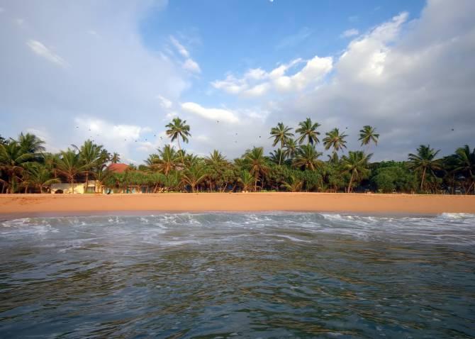 пляжи Шри-Ланки в сентябре
