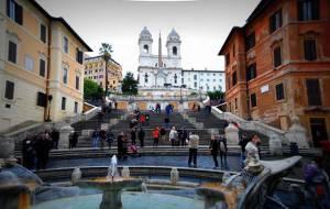 У Римі після реставрації відкрилися Іспанські сходи