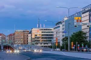 Все про парковки в Хельсінкі