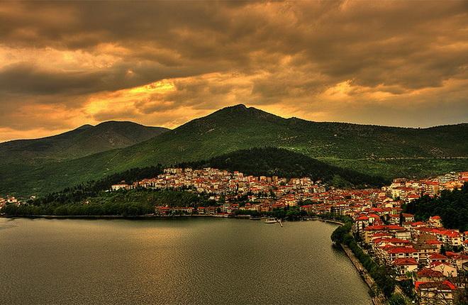 Кастор'я - міхова столиця Греції