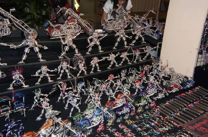 Таке можна знайти на ринку в Чіангмаї