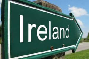 віза в Ірландію