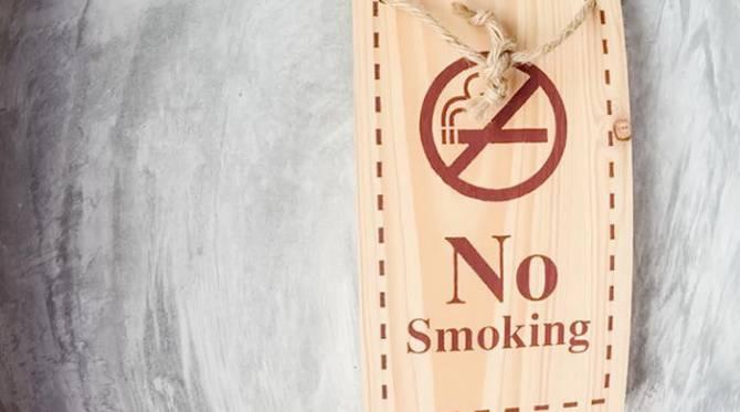 не паліть в номері готелю
