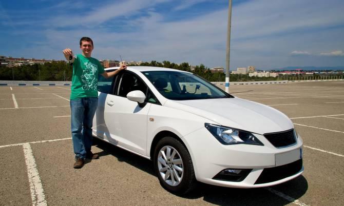 аренда машины в Испании
