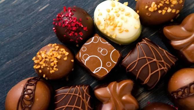 сладкие шоколадные подарки