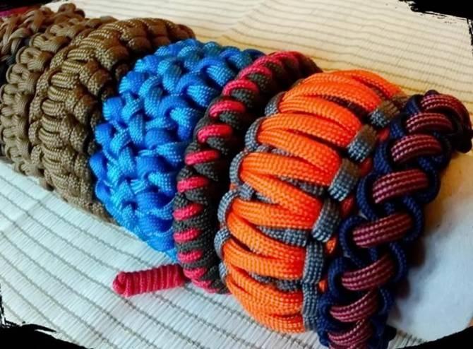 браслеты из паракорда