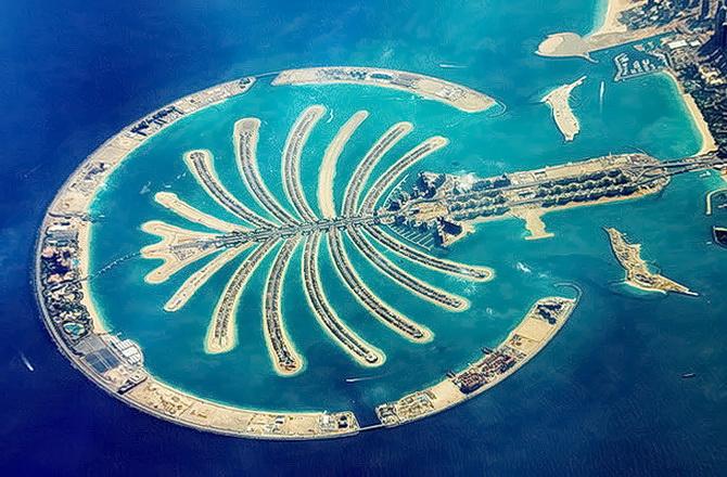 Пальмові острови в Дубаї