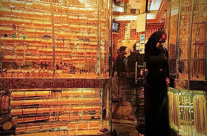 Золотий ринок в Дубаї