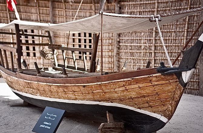 Дуже цікавий Дубайський музей. Сходіть - не пошкодуєте!