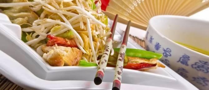 вкусная китайская еда