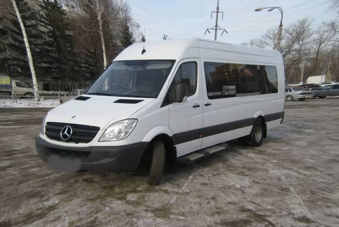 микроавтобус для аренды