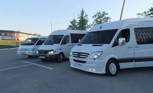 Аренда микроавтобусов в Харькове