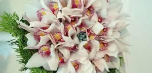 Букет из орхидей – изысканная мечта!