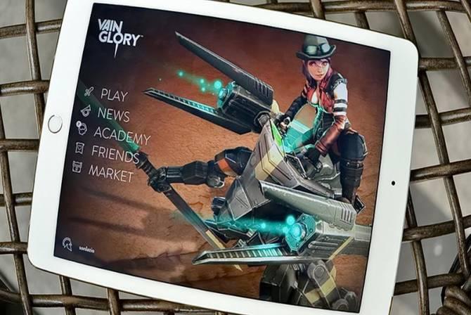 Ігри на iPad Air 2