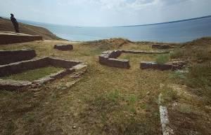 Кусочек Древней Греции (Национальный историко-археологический заповедник Ольвия)