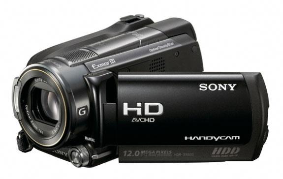 видеокамера Sony HD