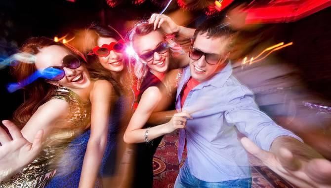 нічний клуб Києва «Disco Radio Hall»