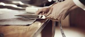 Мужские костюмы на заказ из тканей мировых производителей