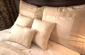 Перьевые подушки ценят за удобство и натуральность