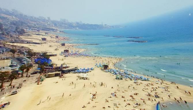 Израиль. Нетания