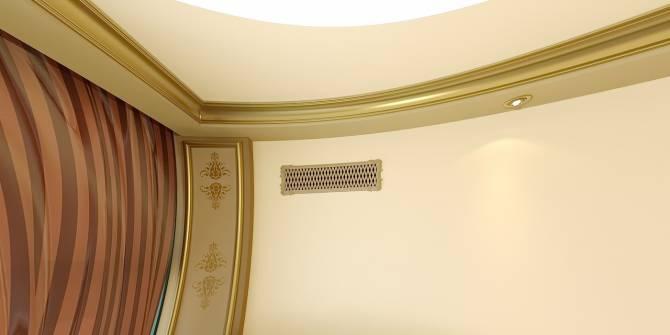 дизайнерские вентиляционные решетки