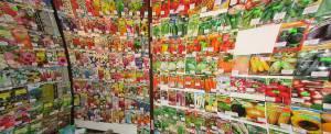 Выбор и приобретение семян на посадку в Украине