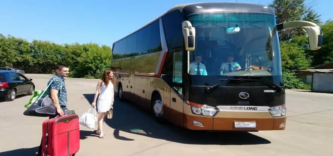 пассажирские перевозки по низким ценам