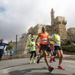 Рекордне число учасників зареєструвалися на марафон в Єрусалимі