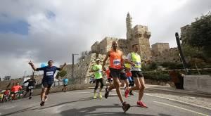 марафон в Єрусалимі