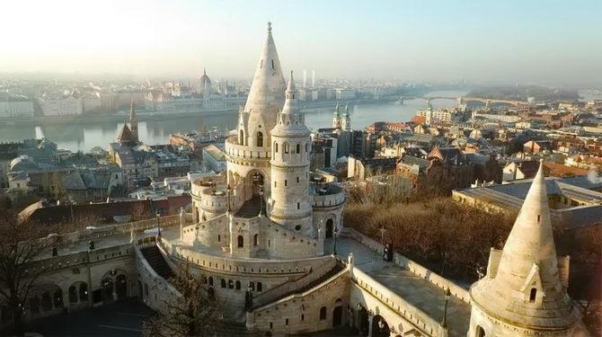 Будапешт. Рибальський бастіон