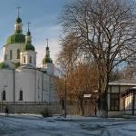 Кирилівська церква. Київ